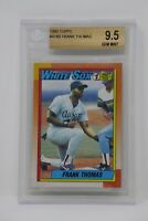 1990 Topps #414B Frank Thomas Rookie White Sox Beckett 9.5 GEM MINT