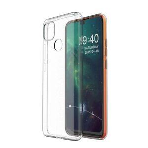 Xiaomi Redmi 9C Handy Hülle Silikon Cover Case Bumper Schutzhülle Transparent