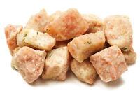 "NATURAL SPECIMEN - (1) 1"" SUNSTONE Rough Crystal w/Description - Healing Stone"
