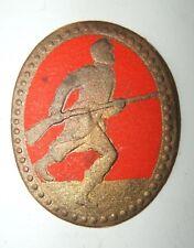 INSIGNE DE JOURNEE 14 /18 - JOURNEE DU POILU 1915