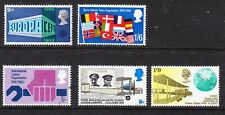 Great Britain 1969 Anniversaries Complete set # Used