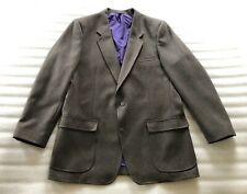 VTG Patagonia Herringbone Travel Blazer Sport Coat 44L RARE EXCELLENT