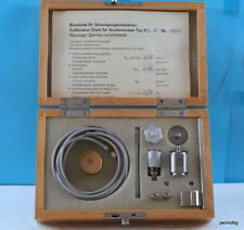Accelerometer,piezotronics  KD36 vibration calibration kit  NOS  MMF Germany