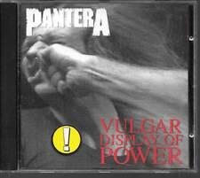 CD ALBUM 11 TITRES--PANTERA--VULCAR DISPLAY OF POWER--1992