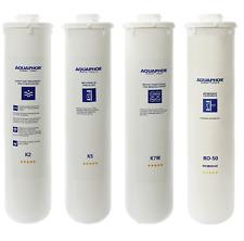 AQUAPHOR Set of Replacement Cartridges for DWM-101, MORION, K2, K5, K7M, RO-50