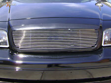 GenXTrims 1998-2012 Ford Crown Victoria Polished Billet Grille Overlay F10023PO