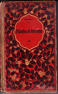 C1 Jules GIRARDIN Fillettes et Garcons ILLUSTRE Relie