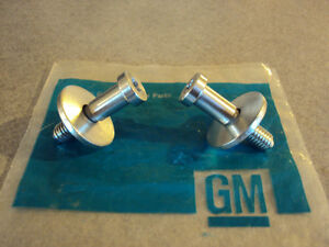 NOS Door Strikers GM Cars Trucks Buick Chevrolet Chevy Oldsmobile Pontiac