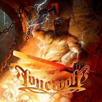 LONEWOLF - Raised On Metal - Digipak-CD - 205980