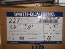 "New Smith Blair 227 6"" X 7.5"" Full Circle Repair Clamp 7.5"" w  22700069007000"