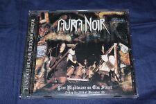 AURA NOIR Live Nightmare on Elm Street CD Darkthrone Destroyer 666 Nifelheim