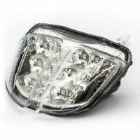 Clear LED Brake Tail Light Turn Signal Light For SUZUKI GSXR600 GSXR750 06 07 CA