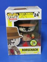 FUNKO POP MOVIES WATCHMEN #24 RORSCHACH (BLOODY SDCC 2013) VINYL FIGURE