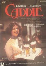 Caddie Australian 70's Helen Morse Jack Thompson Jackie Weaver Region 4 DVD VGC