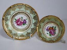Green British Decorative Porcelain & China