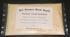 Fermax Yeast Nutrient 2oz. Beer, Wine, Moonshine. Free Shipping!