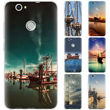 Dessana Ships TPU Silicone Protective Cover Phone Case Cover For Huawei