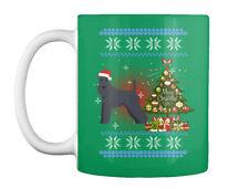 Kerry Blue Terrier Ugly Christmas Sweate Gift Coffee Mug