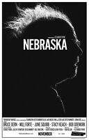 Nebraska movie poster - 11 x 17 - Bruce Dern