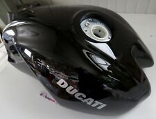 SERBATOIO DUCATI MONSTER 1000/620/800 NERO LUCIDO 58610441CT FUEL TANK NEW