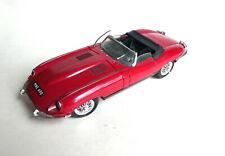 Jaguar E Type    ❌ Polistil - 1:16 -  Länge ca. 28 cm❌   ohne OVP#3569