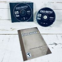 Call Of Duty 2: Collector's Edition PC DVD-ROM Software Video Game
