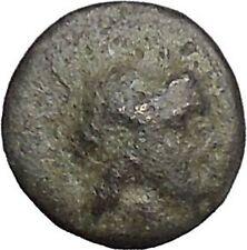 Kaunos in Caria 191BC Ancient Greek Coin Alexander the Great Cornucopia i49008
