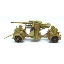 Precision Model Art P0311 88mm Flak 37 Desert Camouflage in 1:72 scale