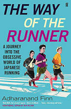 The Way of the Runner by Adharanand Finn BRAND NEW BOOK (Paperback 2016)