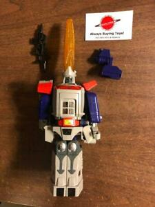 1986 Galvatron Complete G1 Transformers Works