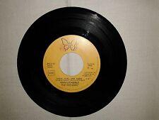 "Hunter / Marco D'Angelo – Rock On – Disco Vinile 45 Giri 7"" Ed. Promo Juke Box"