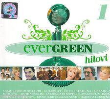 Evergreen 1 Hitovi CD Ivo Robic Tereza Zvonko Novi Fosili Meri Miso Tajci Oliver