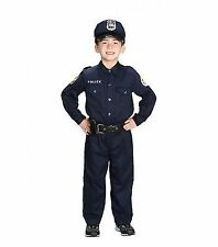 Aeromax Junior Police Officer Suit With Cap & Belt Size for 6 to 8 Years