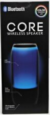 Bass Jaxx Bluetooth LED Portable Speaker, Compatible with iPhones, Androids, etc