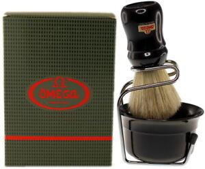 Omega Shaving Set 49.18 Black