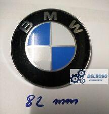 STEMMA Emblema BMW Serie 1 3 5 7 X3 X5 X6 Z3 Z4 Anteriore Posteriore 82 mm LOGO