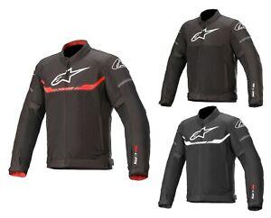 Alpinestars T-Sps Air Men's Biker Jacket with Protectors Summer