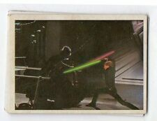 "STAR WARS ""EL RETORNO DEL JEDI"" SPANISH TRADING CARD BY PACOSA DOS - NUMBER 184"