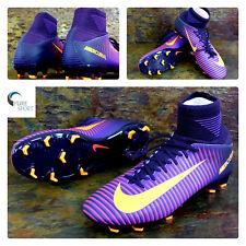 NIKE Junior MERCURIAL SUPERFLY V FG Football Boots Size Uk 4.5 Eu 37.5 PureS