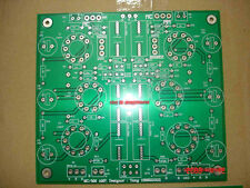 1pcs No feedback MM / MC Phono amplifier bare PCB base on Sansui high-level MM /