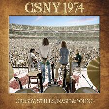 Crosby Stills Nash & Young, Crosby, Stills & Nash - Csny 1974 [New CD]