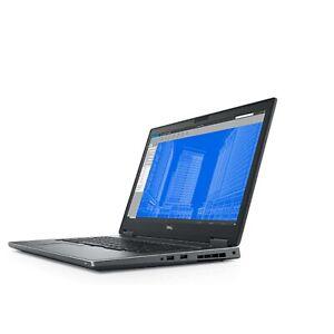 Dell Precision 17 UltraSharp MobileWS(Intel XEON E-2176M,1TB SSD,64GB RAM,Nvidia
