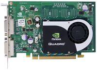 NVIDIA QUADRO FX 370 256MB Pcie x16 2x Dvi-I
