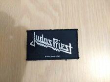 """Judas Priest ~ Parche~ Bordado~ 9.5cm x 2 1 2/""""~ Hierro o para Coser ~ Heavy"""