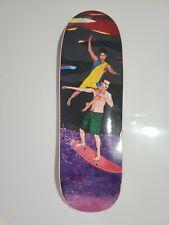 Paisley Skates Prince Morrissey skateboard deck SLA rare NOS OG 33x10 Rare af