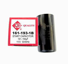 Motor Start Capacitor 161-193 MFD uF 110VAC 50/60Hz HVAC
