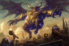 10 Unique Rare Demon demons lot EDH black magic the gathering MTG CNY
