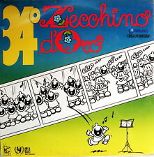 """34° ZECCHINO D'ORO - Autori Vari 1991 LP 12"""" Nuovo SIGILLATO"""