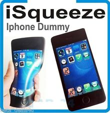 Isqueeze toy stress relief mousse Mannequin gimmick Nouveauté iPhone 4 stressberry Cadeau