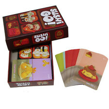 108PCS Sushi Go Board Game Cards Game Players Family Game For Children Parents